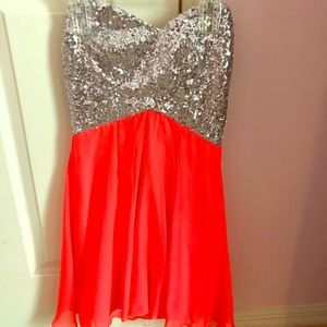 Short Party/homecoming dress
